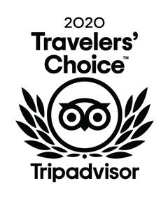 Tripadvisor トラベラーズチョイス2020